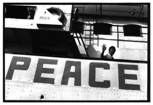 La voix de la paix